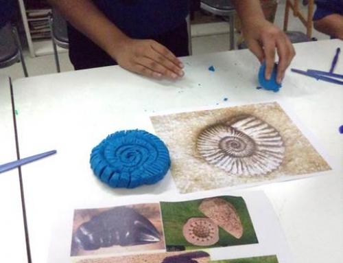 Sebright Primary School Art visit