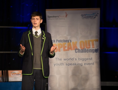 Hackney regional round of the Speak Out Challenge